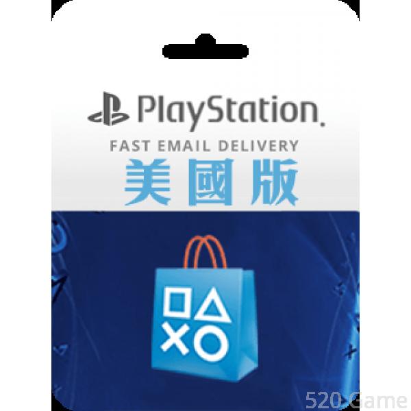 美版 PSN/PS4 Playstation Network